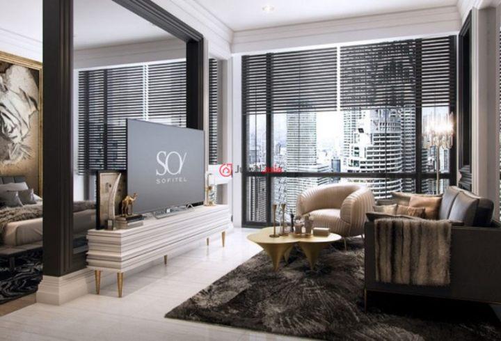 SO / Sofitel KL Residences